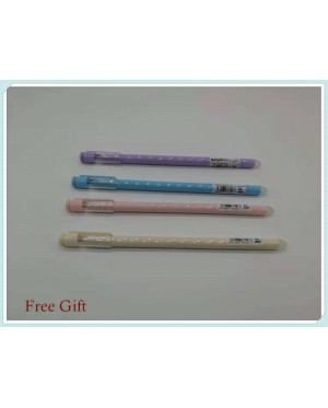 0.5mm Magic Pen Erasable Pen office supplies Student Ball Pen school use Gel Pen