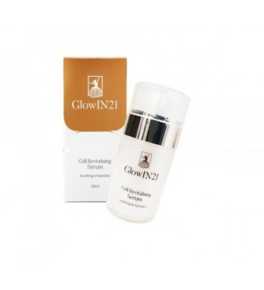 GlowIN21 Cell Revitalizing Serum 水光润肤液Soothing Hydration Skin Moisture Nourish skin Shine  (30ml)