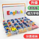 Magnet Board for Kids Magnetic Foam Letters Alphabets Set ABC Spelling Toys Learning Child Gifts